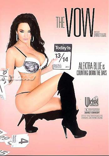 The Vow / Клятва (Barrett Blade, Wicked Pictures) [2009 г., Feature, Comedy, Straight, Brides, Weddings, DVDRip] (Alektra Blue, Kirsten Price, Capri Cavalli)*Release date: Feb 25, 2010* (2010) DVDRip
