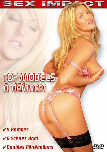Top models a defoncer / Топ-модели представляют (SEX IMPACT / Marc Dorcel) [2004 г., All Sex, Anal, DP, Lesbo, DVDRip] (2004) DVDRip