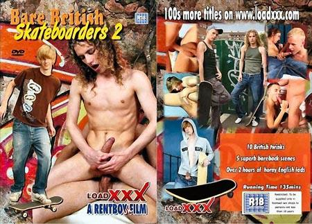 Британские развратные парни 2 / Bare British Skateboarders 2 (2008) DVDRip
