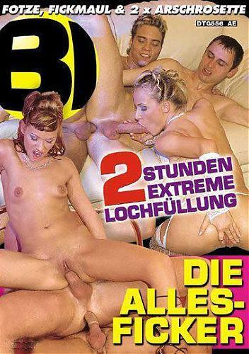 2 Бисексуальные парочки / 2 Bi- Die Alles-Ficker (2006) DVDRip