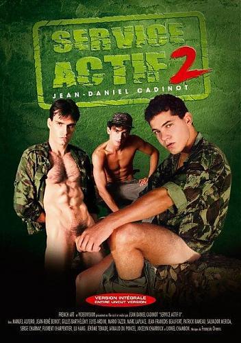 Service Actif 2 / Новобранцы 2 (1990) CamRip
