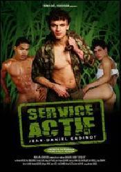 Service Actif 1 / Новобранцы 1 (1990) CamRip