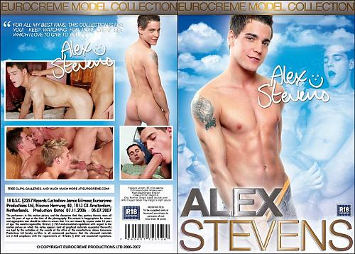 Alex Stevens Eurocreme Model Collection (2008) DVDRip