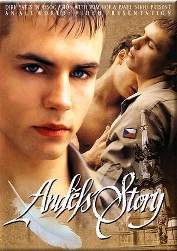Andel's story / Рассказы об Анделе (1997) DVDRip