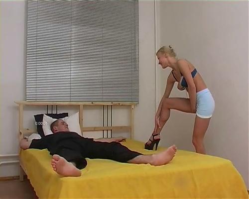 Анал и фистинг по русски 2 (жена+муж) (2008) CamRip
