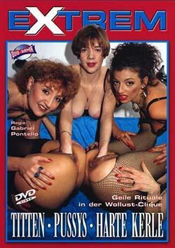 Крепкие Фрау / Titten-Pussy's Harte Kerle  (1996) DVDRip