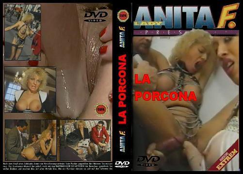 DBM - Anita F. La Porcona (1992) VHSRip