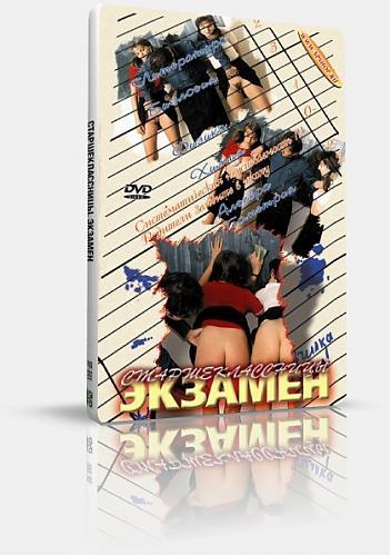 Teen School / Старшеклассницы: Экзамен (с переводом) (2002) DVDRip