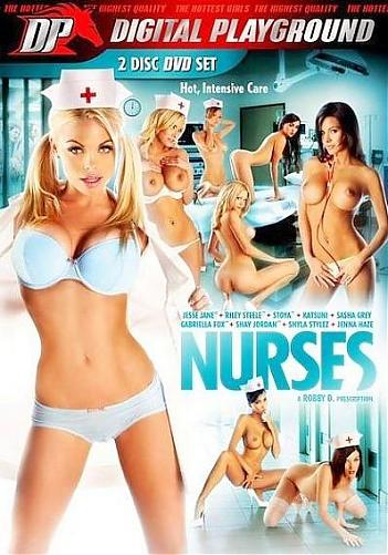 Nurses / Медсёстры(с русским переводом) (Robby D, Digital Playground) [2009 г., Feature, Straight, DVDRip] [rus] (2009) DVDRip