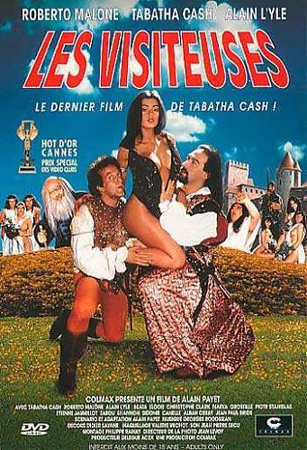 Les Visiteuses.XXX Parody / Пришельцы.Порно пародия (С переводом!) (1994) DVDRip