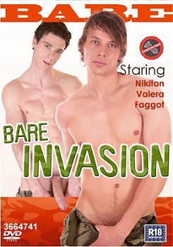 [Gay] Голое вторжение (Bare Invasion) (2007) DVDRip