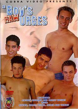[GAY кино]  A Boy'S Raw Urges (2003) DVDRip