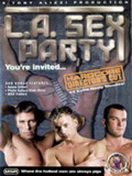 L.A. Sex Party (2001) DVDRip