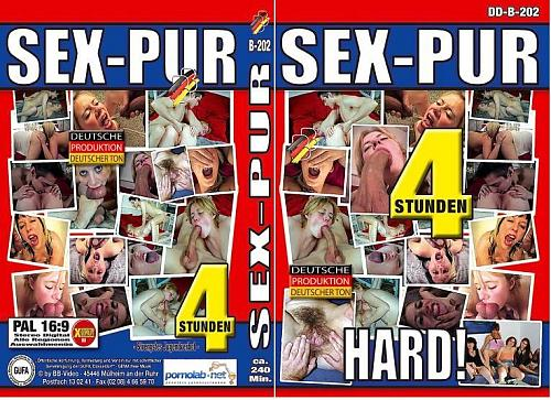 Sex-Pur Hard! / Исключительно Жесткий Секс (BB-Video) [All sex, Bizarre, Amateur, Fisting, Bisex, DVDRip] (2009) DVDRip