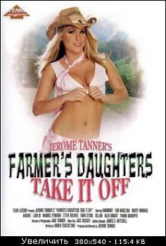 Дочь фермера. Взять это прочь / Farmer's Daughters Take It Off (2005) DVDRip