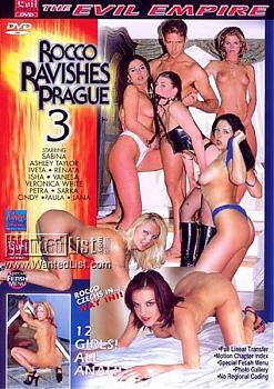Rocco Ravishes Prague 3 (2001) DVDRip