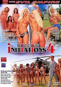 Rocco's Initiations 4 (Посвещение Рокко 4) CD2 (2002) DVDRip