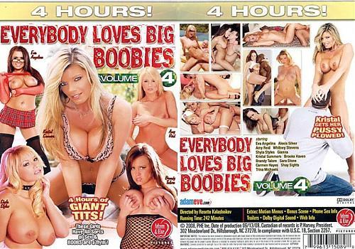 Everybody Loves Big Boobies 4 / Все любят большие груди 4 (2008) DVDRip