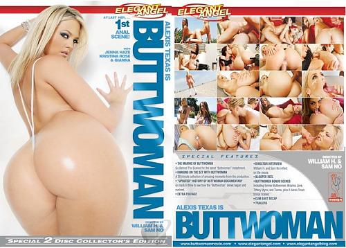 Alexis Texas Is Buttwoman  (2008) DVDRip