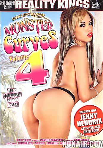 Monster Curves 4 (2009) DVDRip