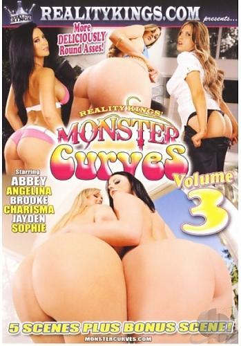 Monster Curves # 3 / Шлюхи Монстры - 3 (2009) DVDRip