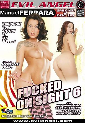Fucked On Sight # 6. / Оттраханные Без Промедления - 6 (2009) DVDRip