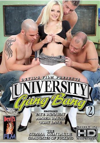 University Gang Bang 2 (2009) DVDRip