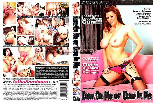 Cum On Me Or Cum In Me (2009) DVDRip