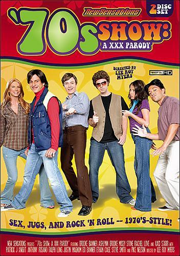 Пародия на порно 70х/70s Show - A XXX Parody XXX(new!!) (2009) DVDRip