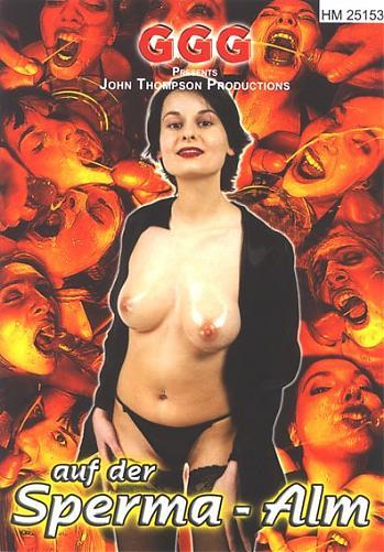 GGG -  Auf der Sperma-Alm / На альпийском лугу спермы (John Thompson, GGG) [2004 г., Bukkake, orgy, cumshot, facial, oral, DVDRip] (2004) DVDRip