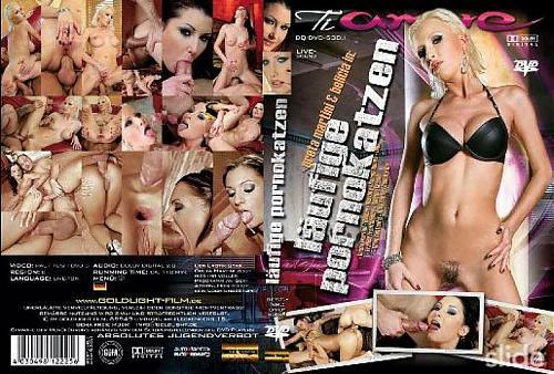 Находящиеся в состоянии течки кошки / Laeufige Pornokatzen [2009 г., All Sex,Gonzo, DVDRip] (2009) DVDRip