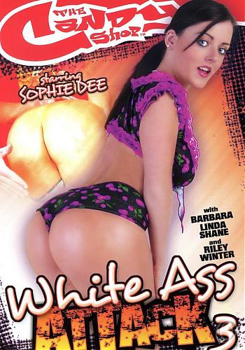 БЕЛЫЕ ПОПКИ АТАКУЮТ 3 (White Ass Attack 3) Sophie Dee, Emma Heart, Alexa Weix (2009) DVDRip