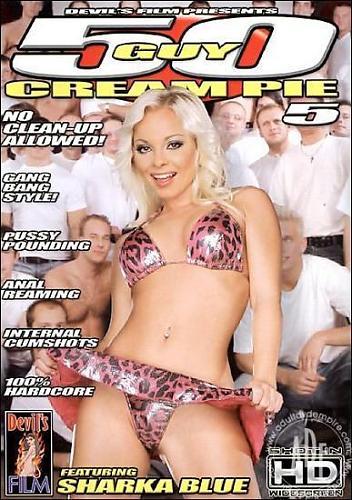 50 Guy Cream Pie №5 (одна девушка на 50 мужичков) (2008) DVDRip