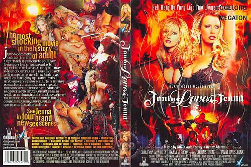 -- pусский перевод -- Janine Loves Jenna , Джанин любила Дженну (2007) DVDRip
