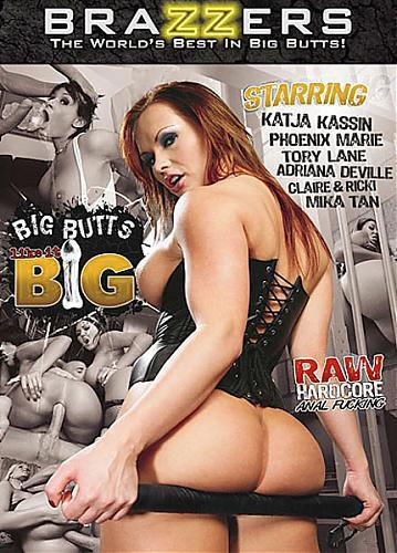 Big Butts Like It Big / Большие Попки Любят Большие Члены (русский перевод) (2008) DVDRip
