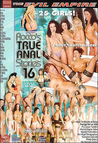 Rocco's True Anal Stories 16 / Реальные Анальные Истории Рокко 16 (2002) DVDRip