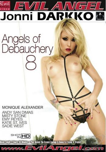 Angels of Debauchery №08 / Ангелы Разврата №08 (2010) DVDRip