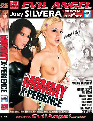 The Mommy X-Perience / Мама X-Perience. (Joey Silvera. / Evil Angel.) [All Sex, Girl-Girl, Straight, MILF / Cougar. DVDRip] *Release Date:Apr 24, 2010* (2010) DVDRip
