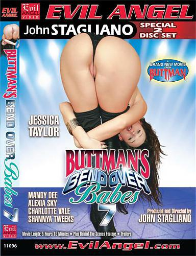 Buttman's Bend Over Babes # 7 / Баттман Склоняется над Малышами - 7. (John Stagliano. / Evil Angel.) [All Sex, Anal, Big Butts, Teens, DVDRip] *Release Date:Apr 27, 2010* (2010) DVDRip