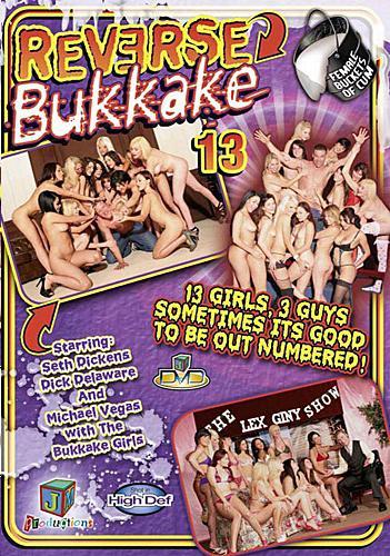 Reverse Bukkake 13 (2010) DVDRip