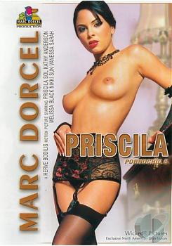 PornoChic #6 - Priscila  (Marc Dorcel) (2005) DVDRip