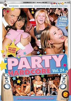 Party Hardcore 24 CD-1 (2008) DVDRip