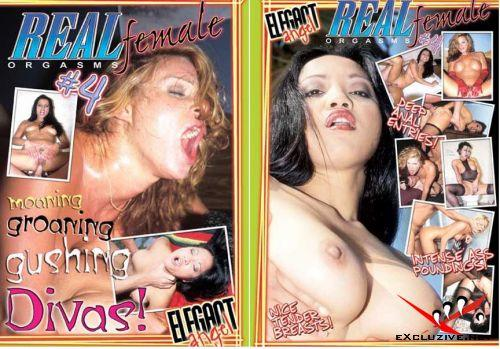 Real Female Orgasms 4 / Настоящие женские оргазмы 4 (2003) DVDRip