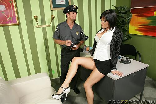 Brazzers.com - Big Tits at Work - Tory Lane - Parking Violation (2008) DVDRip