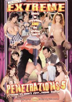 Экстремальные проникновения 5 - Extreme Penetrations 5 (2008) DVDRip
