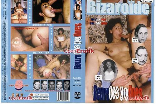 Beurettes Poilues (Hairy Arab Beauties) (2006) DVDRip