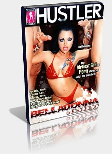 Belladonna Is Cock Hungry//  Очень голодная Белладонна (2008) DVDRip