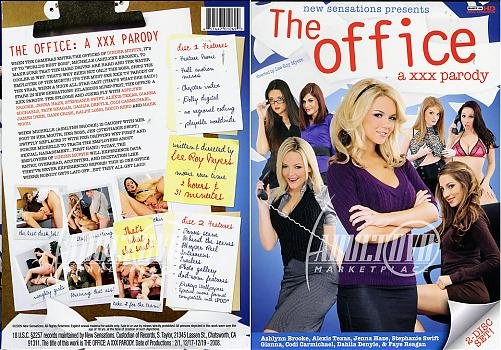 The Office - A XXX Parody / Офис - Пародия XXX (2009) DVDRip