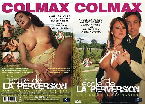 Школа извращений / L'Ecole de la perversion  ( Mario Salieri ) (2004) DVDRip