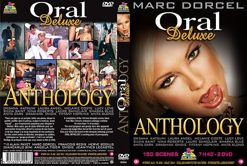Marc Dorcel Oral Deluxe. Anthology 2 INTERPORNO (2007) DVDRip